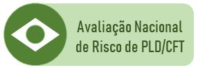 menu Avaliação Nacional de Risco de PLD/CFT